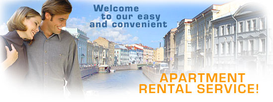 Welcome to our easy and convenient Apartment Rental Service!
